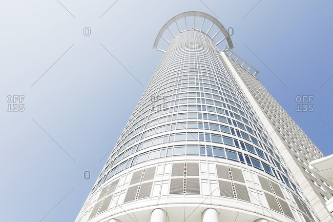 March 7, 2013: DZ-Bank AG Tower, Westend Tower, Frankfurt am Main, Germany