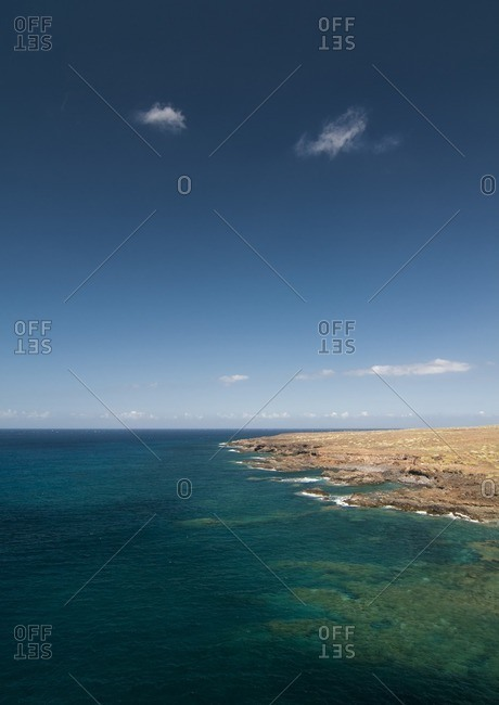 Punta Teno, northernmost point of Tenerife, Tenerife, Canary Islands, Spain