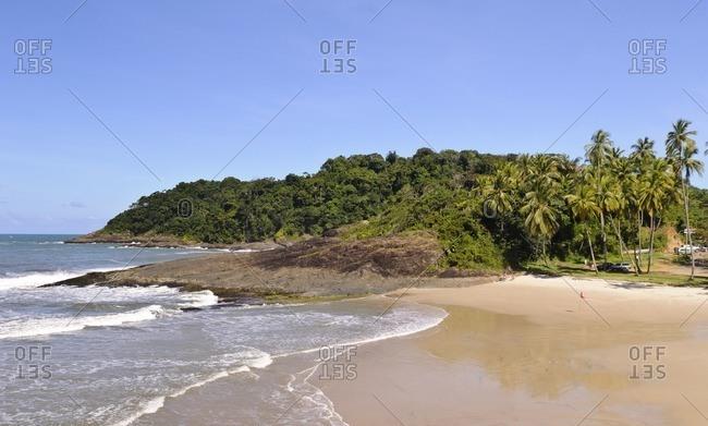 Itacare beach, Bahia, Brazil, South America