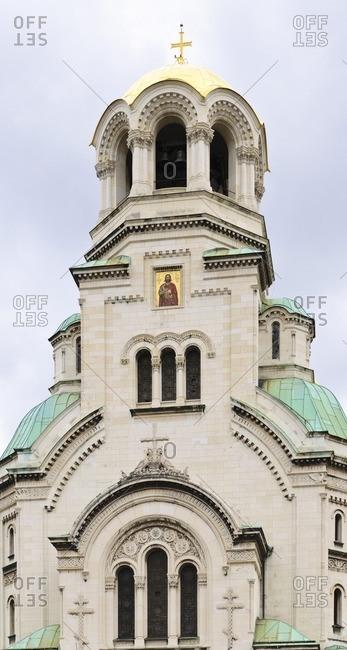 Alexander Nevski Cathedral, Sofia, Bulgaria, Balkans, Southeast Europe
