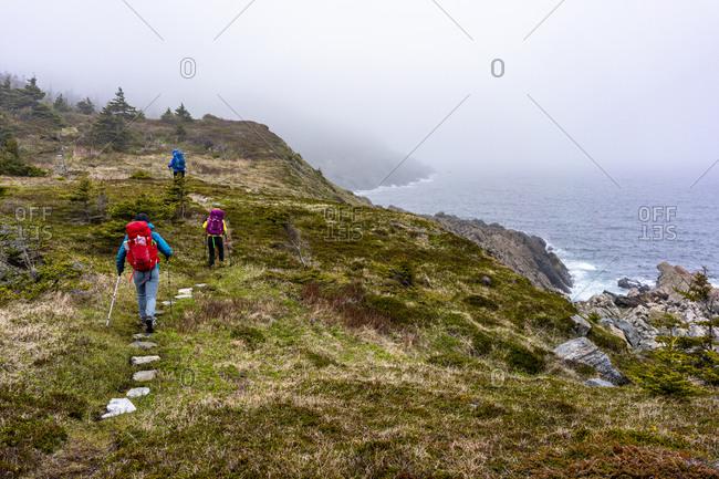 Trekking Along the East Coast Trail in Newfoundland Canada