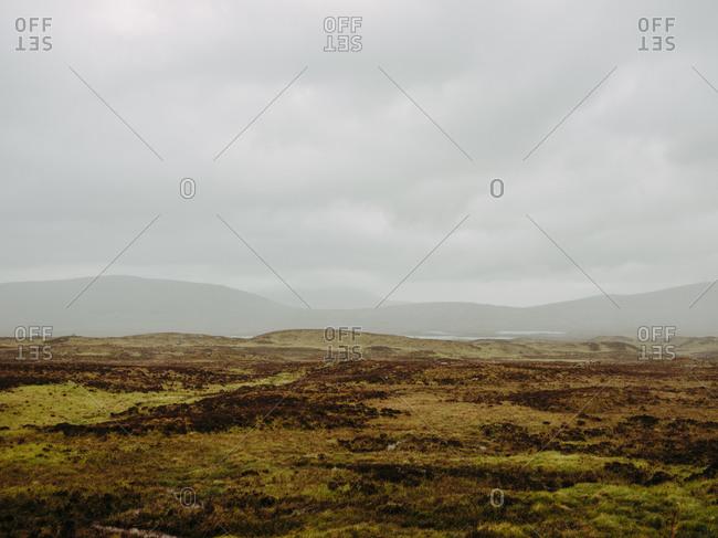 Mor in Glen Etive, Scotland