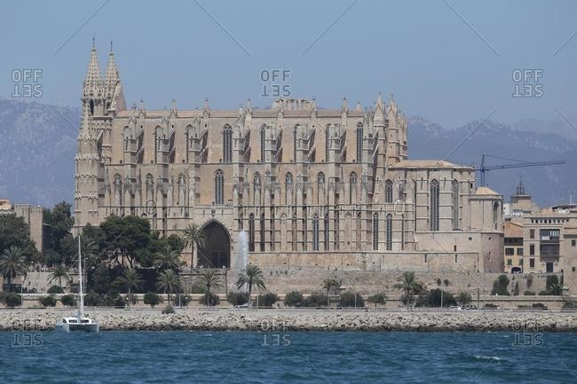 Cathedral, Palma, Majorca, Balearic Islands, Spain