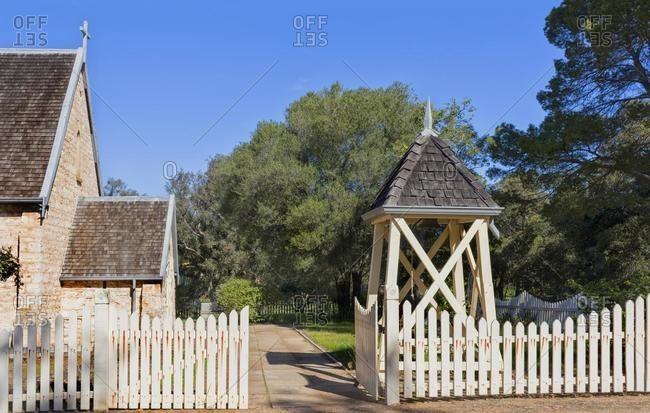 St Luke's Anglican Church, Gingin, Western Australia, Australia