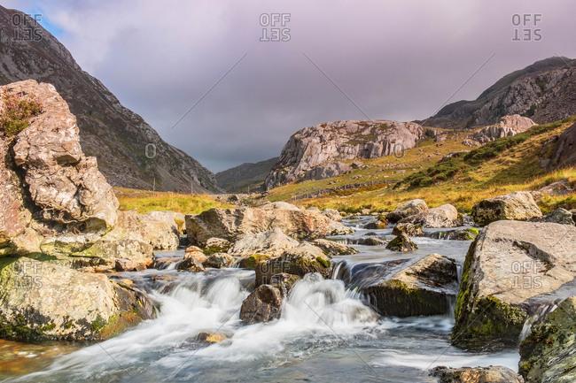 River Dee, Wales, UK