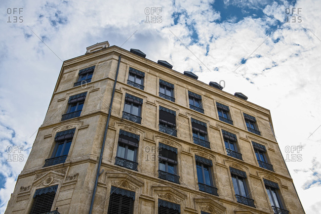 Residential building in the center of Lyon