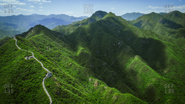 Great Wall of China, Beijing, China