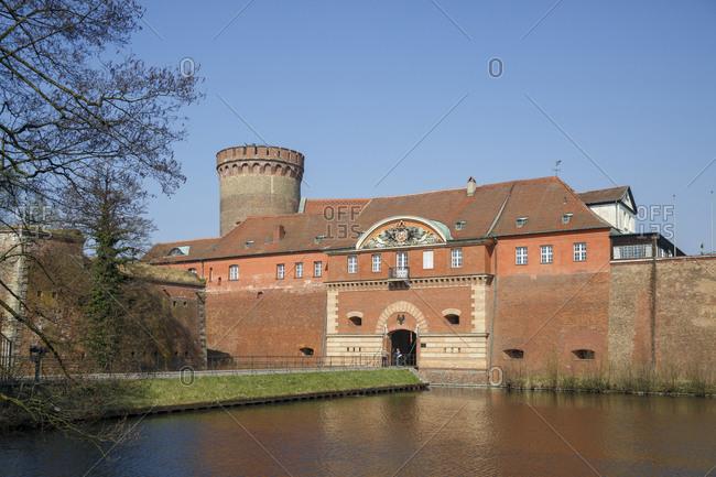 Spandau Citadel in Berlin, Germany
