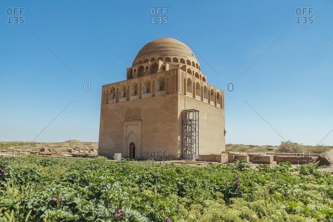 Sultan Sandschar Mausoleum, Merw, Turkmenistan