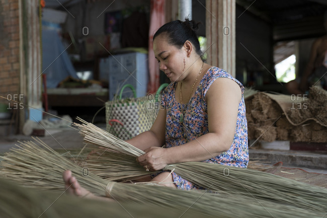 Portrait of a craftsmanship in Vietnam