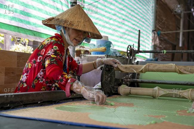 Portrait of a craftsmanship in Vietnam