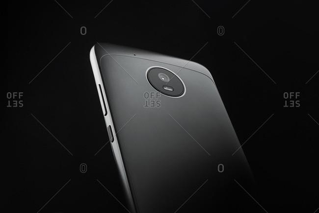 Detail of Mobile Phone Camera