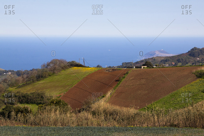 Agricultural landscape of Fontanales, Gran Canaria