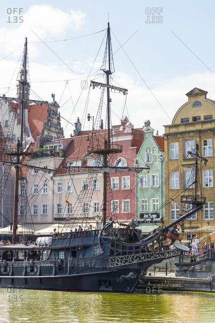 August 29, 2016:  - August 29, 2016: Poland- Pomerania- Gdansk-