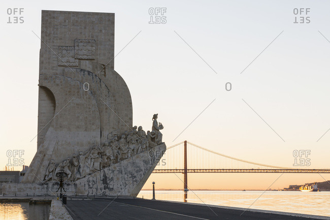 July 13, 2012:  - July 13, 2012: Portugal- Lisbon- View of Padrao dos Descobrimentos