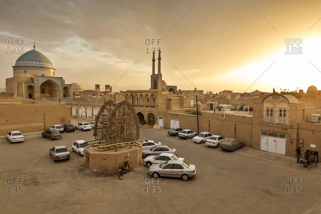 September 26, 2014:  - September 26, 2014: Iran- Yazd Province- Yazd- Jameh Mosque of Yazd