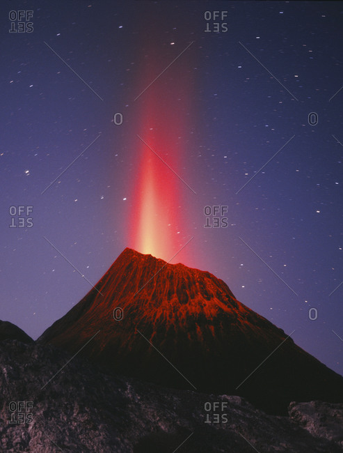Tanzania- Volcano Ol doinyo Lengai