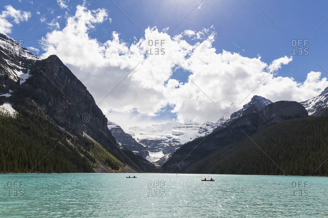 Canada- Alberta- Banff National Park- Lake Louise
