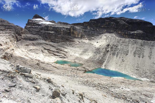 Colombia- Departamento de Boyaca- Tame- Sierra Nevada del Cocuy