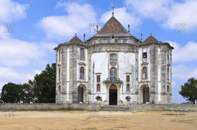 Sanctuary of Iglesia Senhor Jesus da Pedra, Obidos, Portugal