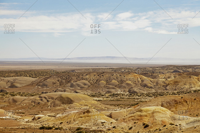 Los Altares Plateau, Chubut Province, Patagonia, Argentina, South America