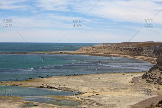 Peninsula Valdes, UNESCO World Heritage, Patagonia, Argentina, South America