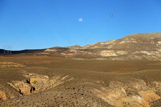 Valle de la Luna, Cusi Cusi, Jujuy Province, Argentina, South America