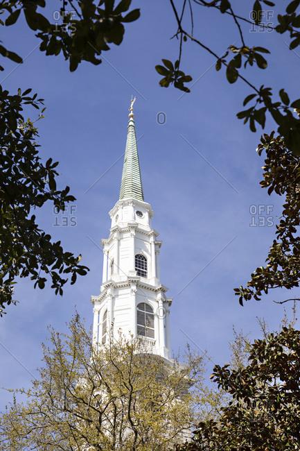 The Independent Presbyterian Church of Savannah, Georgia