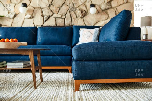 Living Room Blue Wall Stock Photos Offset,Acnh Bathroom Floor Design