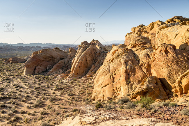 Valley of Fire State Park, Nevada, United States