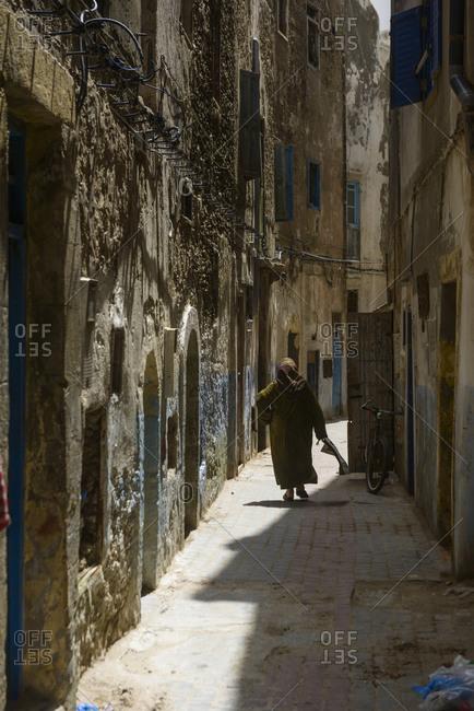 Streets of the Medina of Essaouira, Morocco