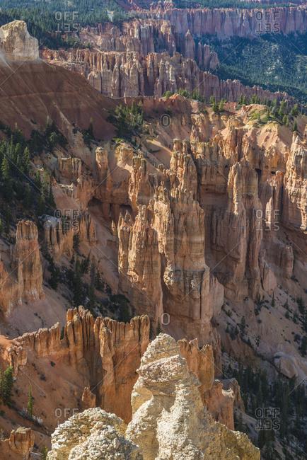 Amphitheater, Bryce Canyon National Park, Utah, USA