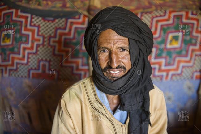 April 4,  2016: People of the Sahara, Mauritania
