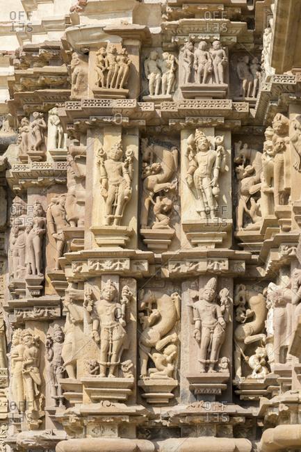 Kandariya Mahadeva Temple, temple district of Khajuraho, Khajuraho, Madhya Pradesh, India