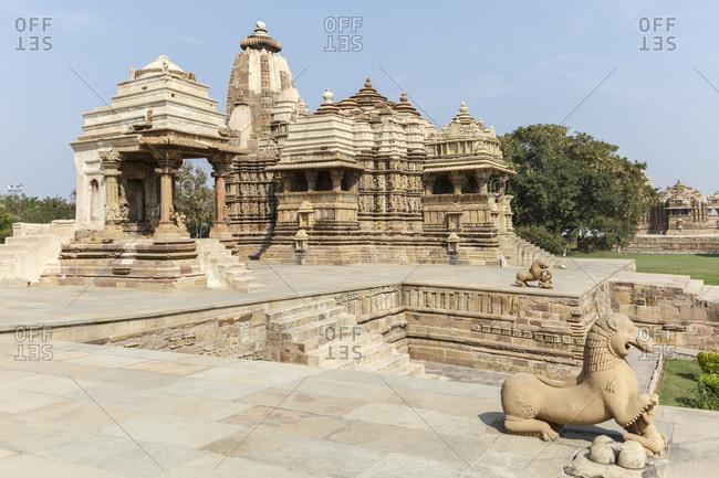 Jagadambi Temple, temple district of Khajuraho, Khajuraho, Madhya Pradesh, India