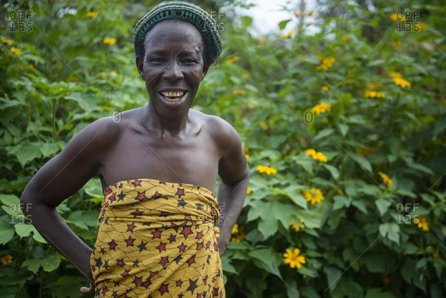 November 11,  2015: Portraits, Nigeria