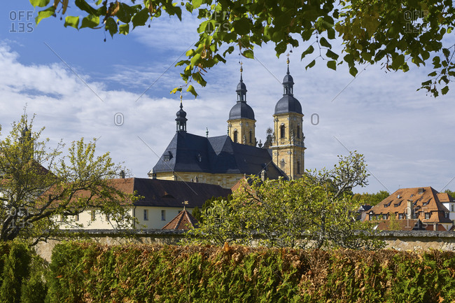 Pilgrimage Church, Lowenstein, Upper Franconia, Bavaria, Germany