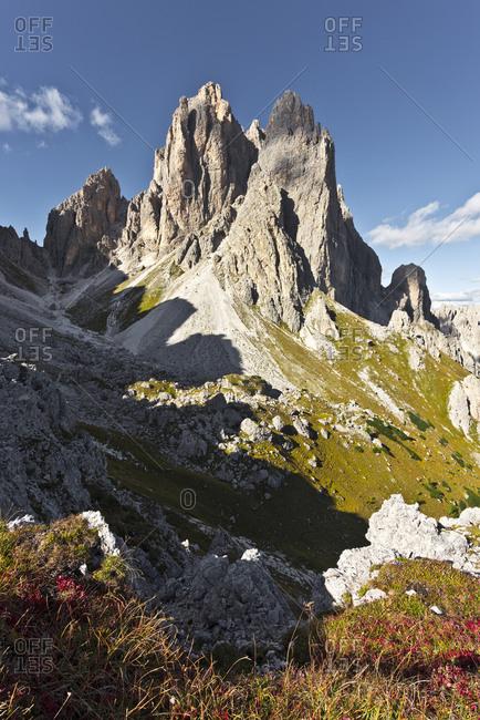 Cadini Group, Dolomites, Alps, Italy, Europe