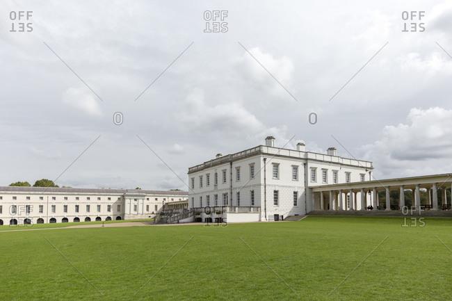 September 13,  2015: National Maritime Museum, Greenwich, London, United Kingdom