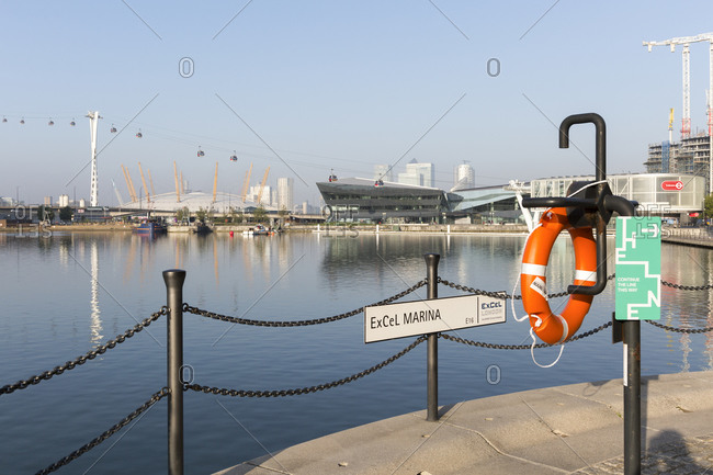 September 10,  2015: ExCel Marina,  Millennium Dome,  Docklands,  London,  United Kingdom ExCeL Marina,  Millennium Dome,  Docklands,  London,  United Kingdom