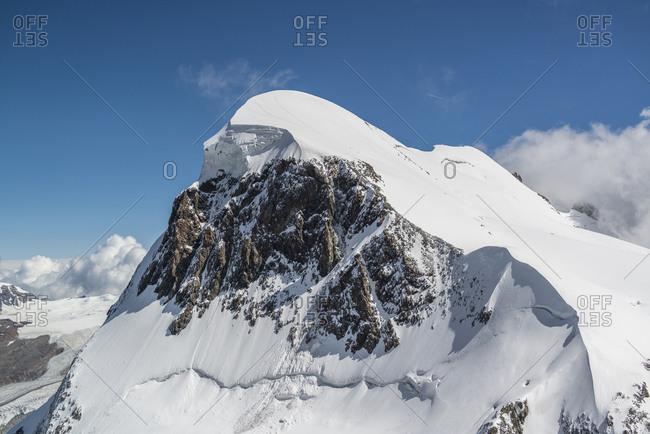 Breithorn, Mountain Ridge, Pennine Alps, Switzerland