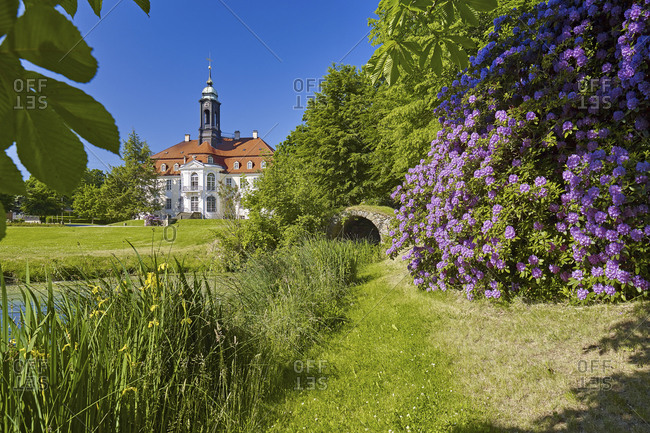 Reinhardtsgrimma Castle, Saxony, Germany Reinhardtsgrimma Castle, Saxony, Germany