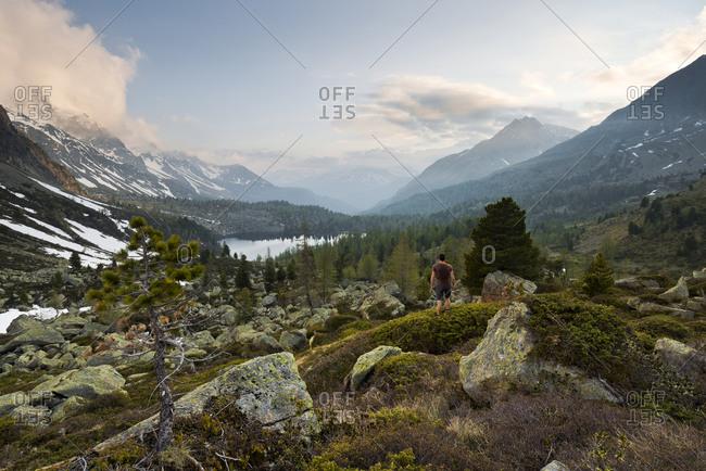 Val Viola, Alps, Graubunden, Switzerland, Europe