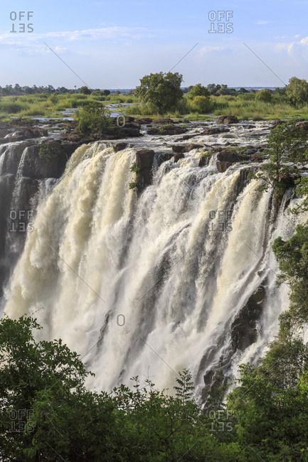 Victoria Falls, Livingstone, Zambia, Africa