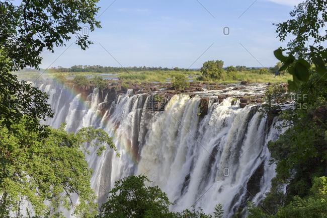 Victoria Falls, Livingstone, Zambia, Africa Victoria Falls, Livingstone, Zambia, Africa