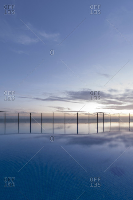 Infinity Pool, Hotel Gloria Palace Amadores, Gran Canaria, Spain