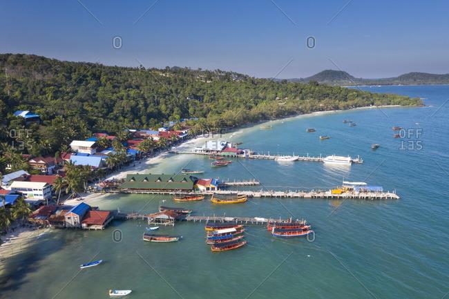 Cambodia, Sihanoukville, Koh Rong Island