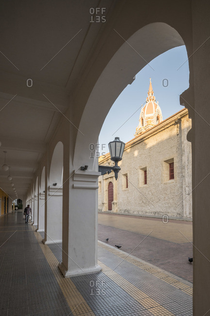 Old City, Cartagena, Bolívar Department, Colombia, South America