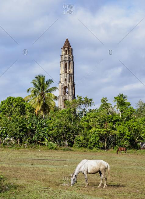 Manaca Iznaga Tower, Valle de los Ingenios, Sancti Spiritus Province, Cuba