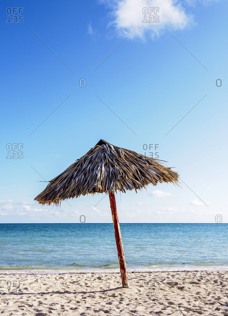 Playa Ancon, Trinidad, Sancti Spiritus Province, Cuba